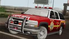 Chevrolet Suburban SFFD