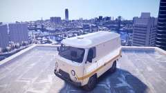 УАЗ 3741 - Батон для GTA 4