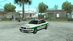 Audi 100 C4 (Cop) для GTA San Andreas