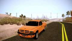 Dodge Ram 1500 Dacota для GTA San Andreas