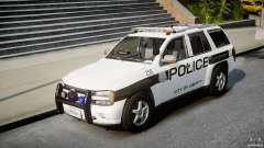 Chevrolet Trailblazer Police V1.5PD [ELS] для GTA 4