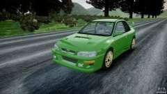 Subaru Impreza 22b 1998 (final) для GTA 4