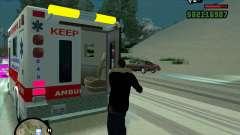 Cкорая помощь для GTA San Andreas