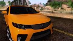 Kia Forte Koup SX для GTA San Andreas
