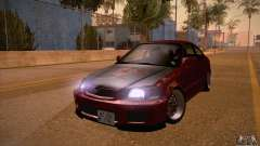 Honda Civic Tuning 2012 для GTA San Andreas