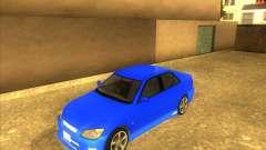 Toyota Altezza RS200 1998 для GTA San Andreas
