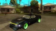 Ford Mustang RTR-X 1969 для GTA San Andreas
