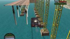 Проезд над океаном (Beta версия) для GTA San Andreas