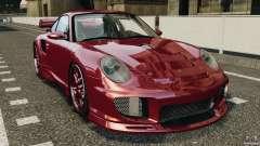 Porsche 997 GT2 Body Kit 1