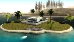 Diegoforfuns Modern House для GTA San Andreas
