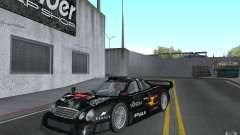 Mercedes-Benz CLK GTR road version (v2.0.0)
