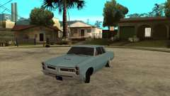 PONTIAC GTO 65 для GTA San Andreas