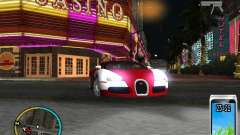 GTA IV HUD v2 by shama123 для GTA San Andreas