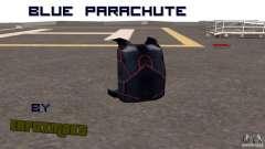 Парашут синий для GTA San Andreas