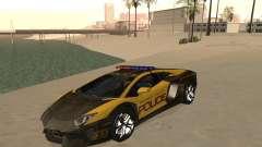 Lamborghini Aventador LP700-4 Police