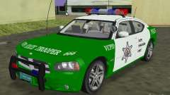 Dodge Charger Police для GTA Vice City