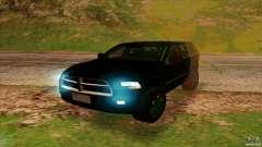 Dodge Durango 2012 для GTA San Andreas