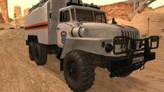 Урал 4320 МЧС для GTA San Andreas