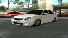 Lada Priora Luks для GTA San Andreas