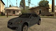 Hyundai Genesis Coupe 2010 для GTA San Andreas
