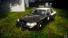 Ford Crown Victoria 2003 Florida Highway Patrol CVPI [ELS] для GTA 4