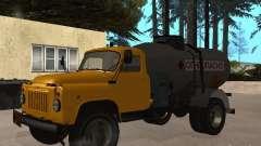 ГАЗ 53 Бензовоз