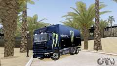 Scania R580 Monster Energy