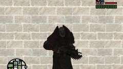 Локаст Theron Guard для GTA San Andreas