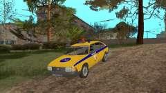 АЗЛК 2141 ГАИ для GTA San Andreas