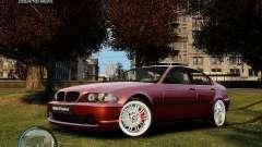 BMW 320i E46 v1.0 для GTA 4