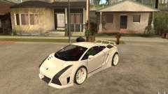 Lamborghini Gallardo MW для GTA San Andreas