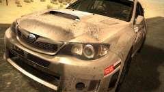 Subaru Impreza Gravel Rally