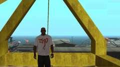 WWE футболка RKO