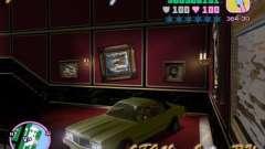 Chrysler Lee Baron для GTA Vice City