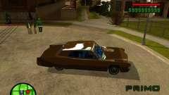 Chevrolet Impala 1961 для GTA San Andreas