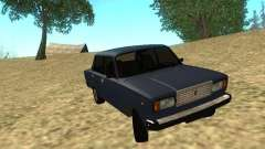 ВАЗ 2107 v 1.1 для GTA San Andreas