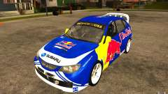 Новые винилы к Subaru Impreza WRX STi