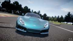 TVR Sagaris для GTA 4