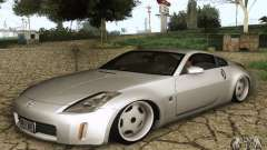 Nissan 350Z Stanceworks для GTA San Andreas