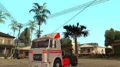 МАЗ 543205 Тюнинг для GTA San Andreas