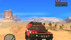 HZS Hummer H2