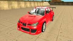 Subaru Impreza STI для GTA San Andreas