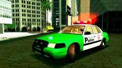 Ford Crown Victoria 2003 Police Interceptor VCPD для GTA San Andreas