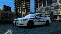 NYPD Chevrolet Impala 2006 [ELS]