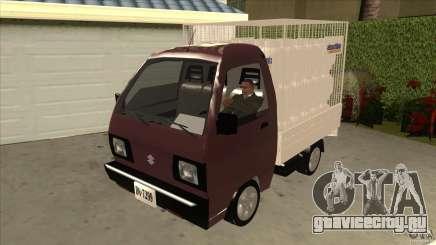 Suzuki Carry 4wd 1985 Abastible для GTA San Andreas