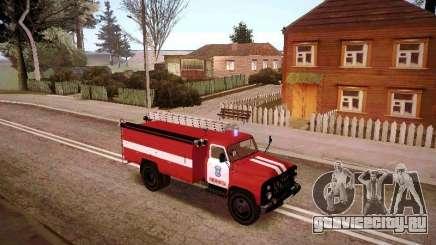 ГАЗ 53 АЦУ-30 Пожарная для GTA San Andreas