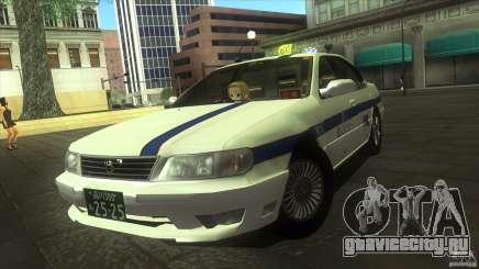 Nissan Cefiro A32 Kouki Japanese Taxi для GTA San Andreas