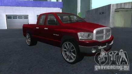 Dodge Ram 1500 v2 для GTA San Andreas