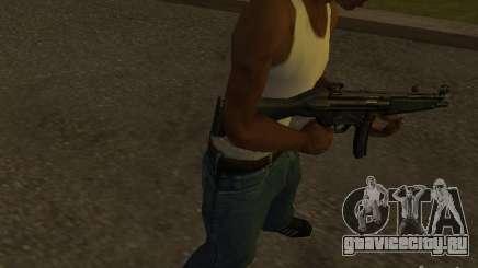 MP5A2 для GTA San Andreas