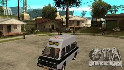 РАФ 22038 Маршрутное такси для GTA San Andreas